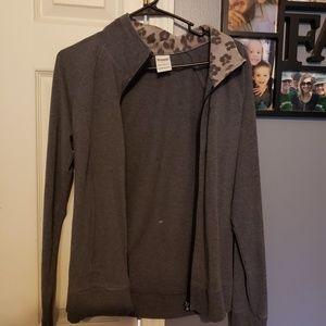 PINK zipup jacket